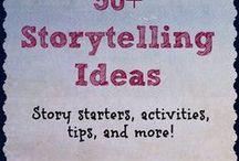 fun story telling ideas