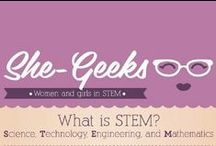STEM (Science, Technology, Engineering, & Math)