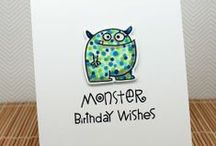 Stamping - Cards / by Melissa Spencer Tabori