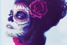 Dia De Los Muertos. / by MarLeigh R.