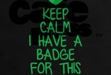 Badges Galore! / Check out all of these great badges you can earn!