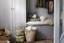 Boot Room Inspiration / We love everything about boot rooms, sculleries, outhouses. This board represents our inspiration as well as the boot room projects that we have undertaken.