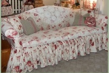 Norfolk Vintage Rose fabric by Waverly  / i've always loved this fabric.. a favorite of mine!