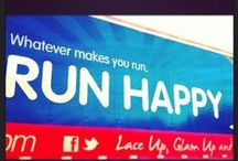 Run Happy  / by Debbie Besco