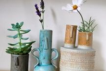 clay / vessels, bowls, masks