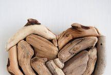 Wanna make this! ... Driftwood