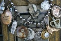 1966 grad Gals :-) / a board by two  1966 grads & bff Mary & Jana...yes we love vintage jewelry!
