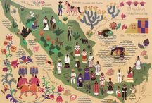 mexican inspiration / inspiración mexicana / what I love about my country Mexico, specially the arts and crafts