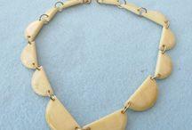 joyería de plástico / plastic jewellery