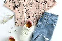 for style + clothing / style | outfits and clothing