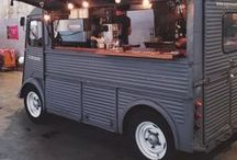 Food Trucks - On the Go / The first deVOL VW food truck is coming to Cotes Mill! This board is full of food truck envy and inspiration.