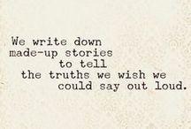 written.