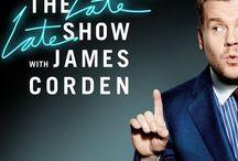 • T H E | L A T E | L A T E | S H O W • [with james corden]