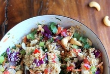 Clean Eating  / by Natalie Anderson-Prevatte