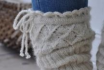 knitting / by Mervi S
