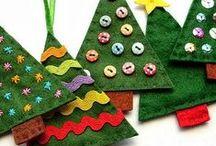 Christmas Ornament Ideas / by Becki Franks