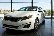 Kia Optima / A sleek fusion of bold style, heart-pounding performance, and advanced technology.