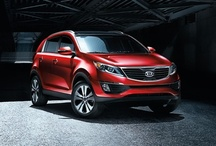 Kia Sportage / With agile handling and first-class features, this compact-crossover is always ready for adventure.