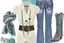Clothes / by Kelley Ziegler
