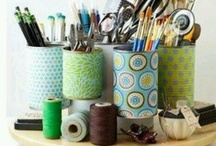 Crafts to Try :P / by Caroline Latto