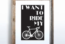 FITNESS - Cycle / I love my bicycle!