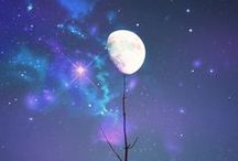 Art - By The LIght Of The Moon / by Kristi