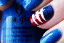 BEAUTY - Nail It! / If my nails were long, they'd look like this!! / by Jami Bova
