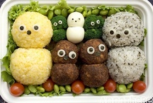 Bento Board / i want to be a housewife and spend my days making cute little bentos for my cute little kids
