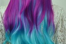 it's going to turn white anyway / #hair #hairporn #colors #gorgeous #justdoit
