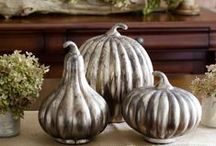 Pumpkin Creations / some things to do besides carving into the goo / by Mary Elisabeth Jackson