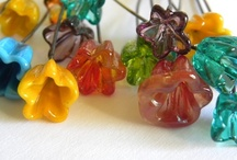 CRAFTY - Torchin' glass! / using fire to create beautiful things made of glass!