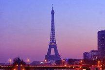 Favorite places | PARIS! / The city of love.