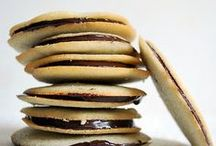 Cookie Recipes / Lots of recipes for cookies. Either allergy friendly or for me to make allergy friendly. / by Tia's Kitchen Recipes
