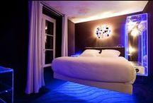 HOTELS | bedrooms