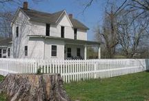 FARM...Old is New / Ideas for restoring an old farm house
