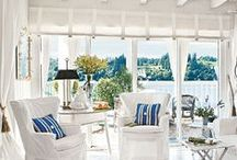 Outdoor living / Porches, patios and the love of living outdoors