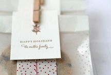 Holidays / by Kirsten Marie Inc