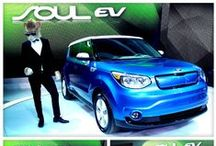 Kia Soul EV / It's the vibrant Kia Soul—now featuring a standard DC Fast Charge port.