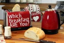 Which Breakfast are you? / Busy day ahead? A healthy breakfast is a definite essential. For every day of your week, any kind of morning, the homemakers can help you prepare your most important meal for a great day ahead! Check it out and... Enjoy!