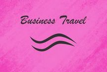 business  travel / tips and products for business travelers!