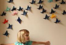 * Origami Decor *