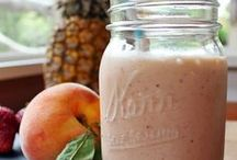 Smoothie Recipes - Yummy! / Tasty smoothies are always great. / by Tia's Kitchen Recipes