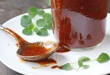 Condiment Recipes / by Tia's Kitchen Recipes