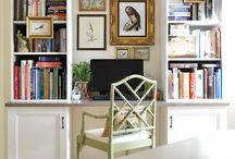 Home Office with Style / Create a work from home environment that is stylish and functional.
