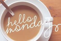 It's Monday! / Get through your Monday mornings with Sabichi.