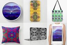 My Goodies for You / Personal work for sale on Society 6 http://society6.com/aurorisborealis
