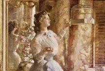 Pintura Victoriana y eduardiana / Pintura siglo XIX
