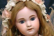 Victorian and Edwardian Dolls. Muñecas victorianas y eduardianas. / Antique Dolls. Muñecas antiguas.