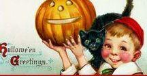 Victorian Halloween. Halloween victoriano. / Victorian Halloween. Halloween victoriano.