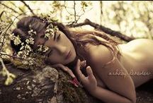 fairies / Fairies, fairy, fairy photography, fairies photography.